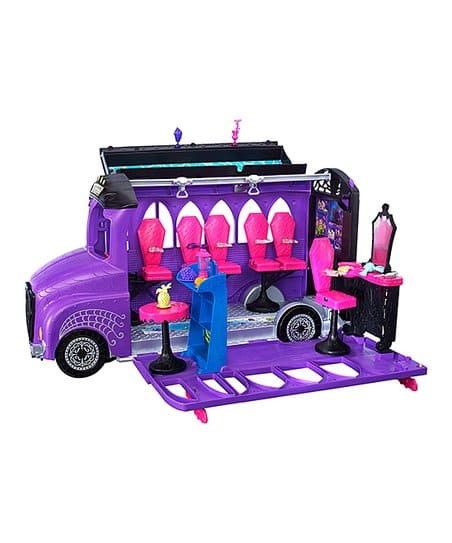 Monster High Deluxe School Bus $29.99 plus S/H of $5.95 at Zulily.