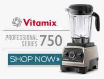 Vitamix 750 Professional(10% Off) + Additional Dry Grains Container (FREE) -SAVE $203.90 Total:$584.05 @ JLHufford.com