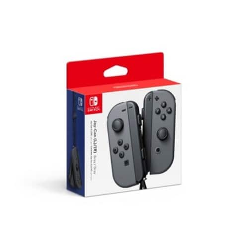 Nintendo Switch Joy-Con Pair - Gray $66.99 @ Amazon
