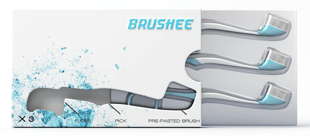 Free Brushee Toothbrush