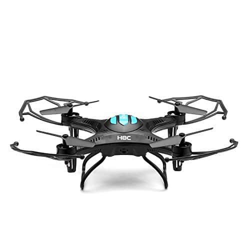Eachine H8C Quadcopter Drone with HD Camera RTF $22