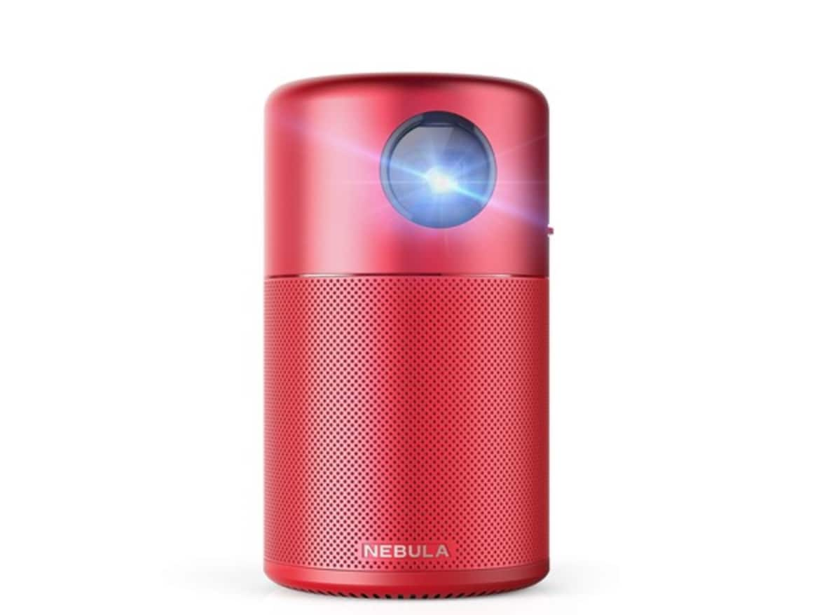 Anker Nebula Capsule - Red $230