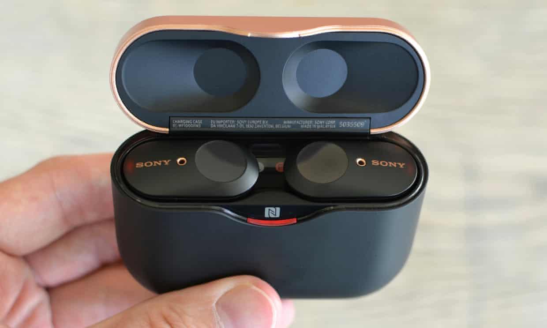 Sony - WF-1000XM3 True Wireless Noise Cancelling In-Ear Headphones Is $178.00 @ Best Buy