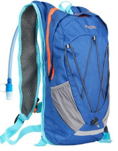 Waterproof  2L Hydration Bladder Pack Lightweight  and 10 L Daypack @ Amazon for $20 lighting deal
