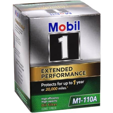 Mobil 1 M1-XXXa Extended Performance Oil Filter.  , Oil Filter, newest model @ Walmart for $9.97