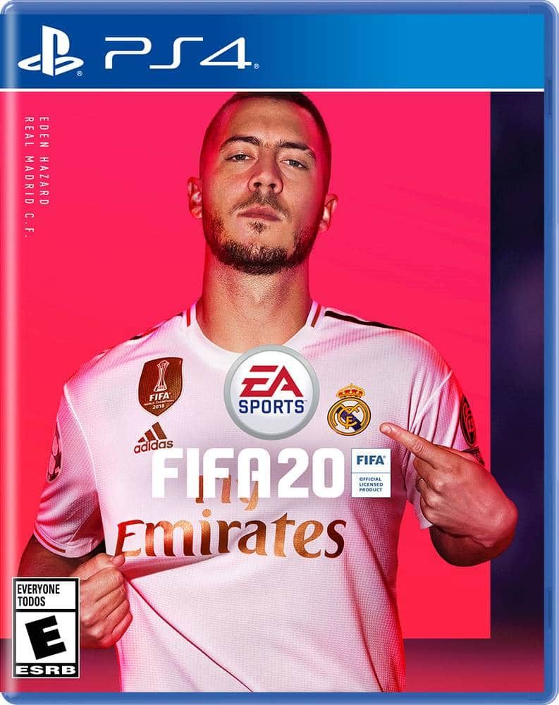 FIFA 20 Standard Edition PS4 and Xbox one $27.00