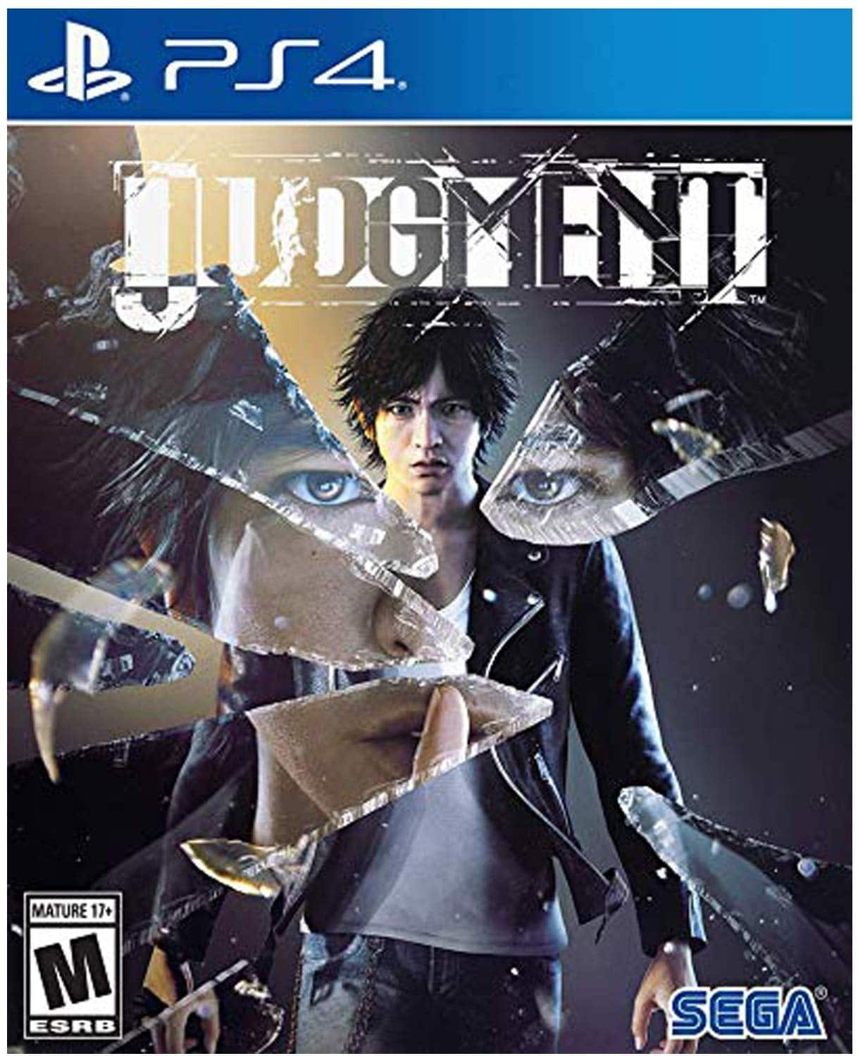 Judgment - PlayStation 4 - $21.97