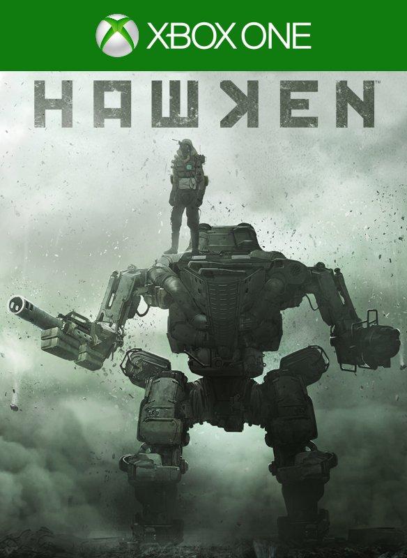 Hawken (XBox One Digital Download) $0.00 Free