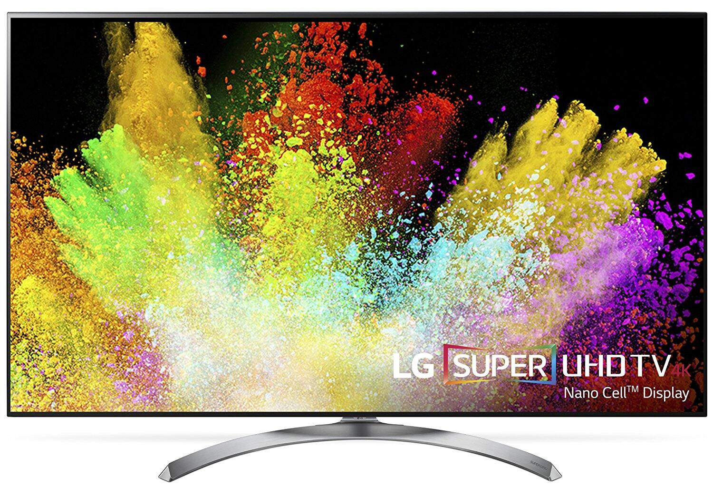 "LG 65"" Class (64.5"" Actual Diagonal Size) SJ8500 Series Super UHD 4K HDR Smart LED TV"