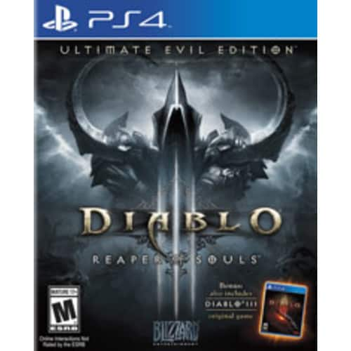 Diablo III Ultimate Evil Edition [Pre-Owned] PS4 or XB1 $14.85
