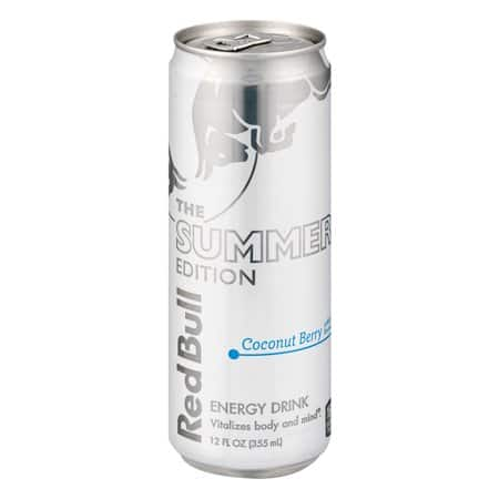 Free Coconut Red Bull