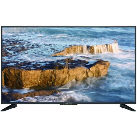 "Sceptre 50"" Class 4K Ultra HD (2160P) LED TV (U515CV-U) $199.99"
