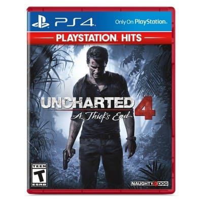 Uncharted 4: A Thief's End (PlayStation 4) $8.49