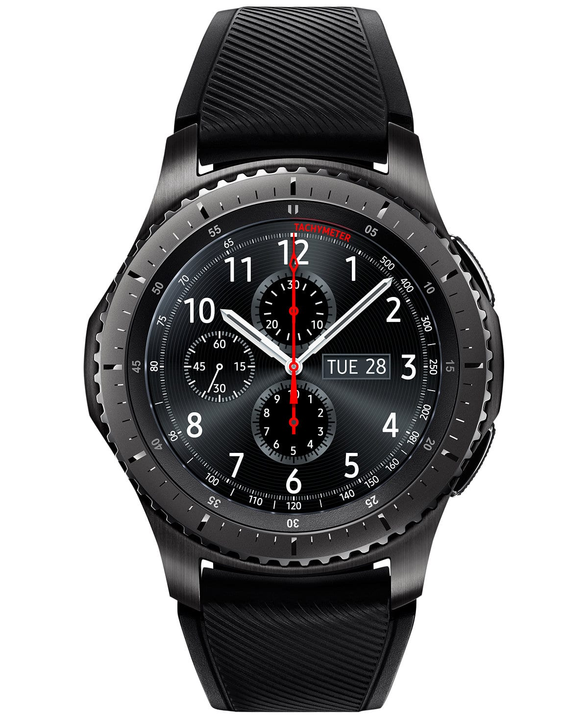 BACK: Samsung Gear S3  Frontier or Classic 46mm Smart Watch - $254.99 + tax (NEW ACCOUNTS ONLY)