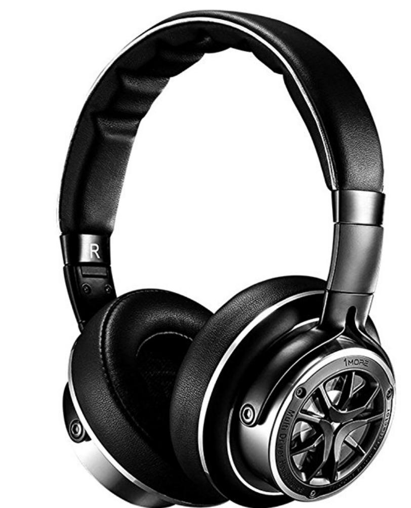 1more Triple Driver Over-Ear Headphones - Titanium $179.99