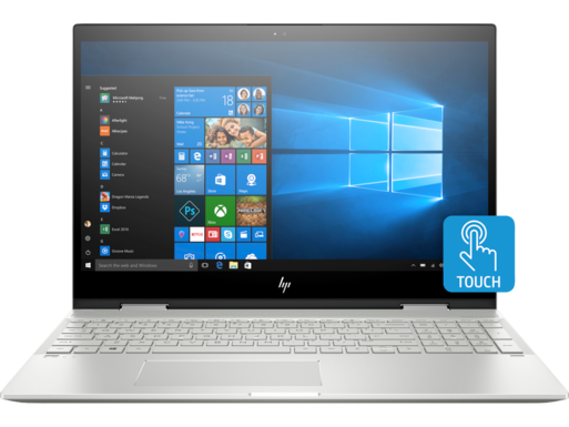 HP ENVY x360 Laptop - 15t touch with EPP $648.50 // Intel® Core™ i7-8565U // SSD 256