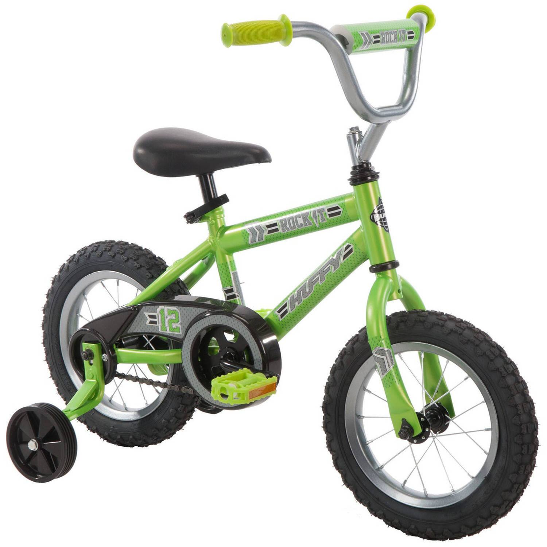 "Walmart: Huffy 12"" Rock It Boys' Bike for $29.92 + tax (Free pickup)"