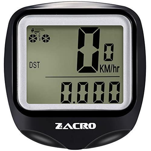 Bike Computer,BC431 Wireless Bicycle Speedometer with Backlight, $11.72 - FS with Prime