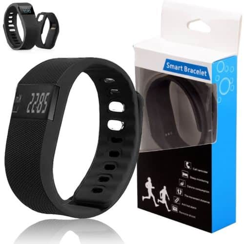 TW64 Bluetooth Smart Watches Smartband Wristband Pedometer Heath For Android IOS $7.99 + fs