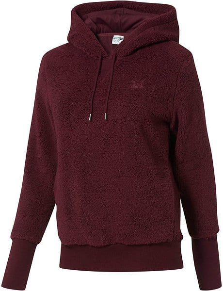Downtown Pullover Sherpa Hoodie $49.99 + fs $50
