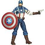 Captain America Marvel Legends WW2 Captain America Figure $10