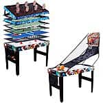 Medal Sports 12-in-1 Combination Table, 48-Inch  $29