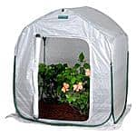 FlowerHouse PlantHouse 4 ft. x 4 ft. Pop-Up Greenhouse - $59.85