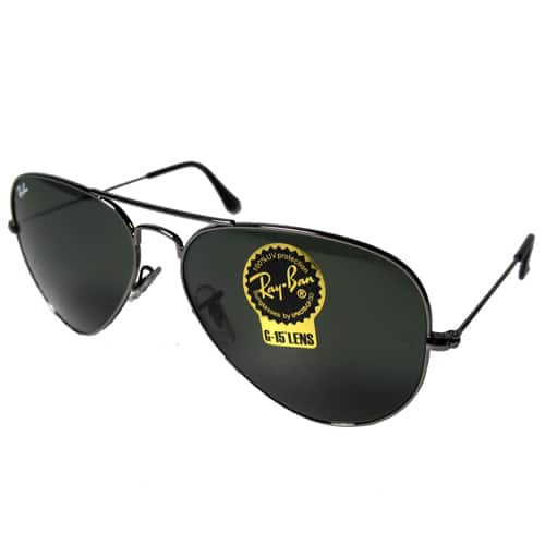 Ray-Ban Aviator Large Metal Sunglasses - Your choice in color and frame size $69 free shipping!