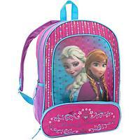 "Walmart Deal: Disney Frozen Anna Elsa 3D 16"" Backpack, or Doc McStuffin 16"" Backpack $5"