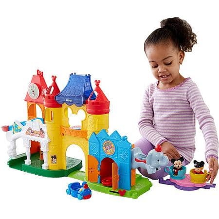 Fisher Price Little People Discover Disney $20