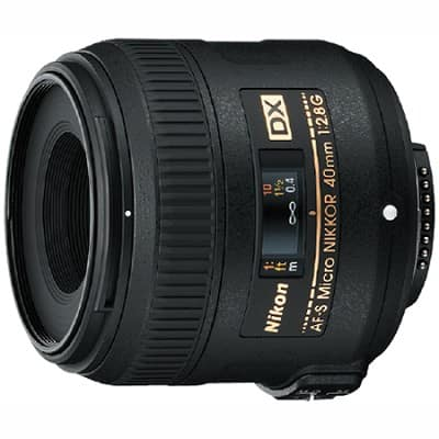 Nikon Lens Sale: 40mm f/2.8 $247, 50mm f/1.8 $177, 35mm f/1.8 $167 & more + free shipping