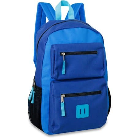 18 Inch Double Pocket Backpack $6.88