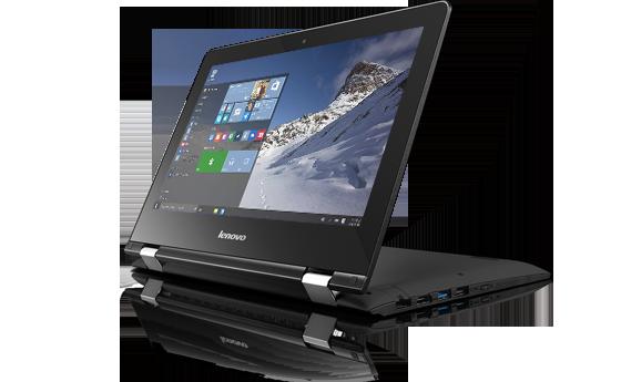 "Lenovo Flex 3 11.6"" Touchscreen Laptop with Intel N3050, 4GB RAM, 500GB HDD  $199.99"
