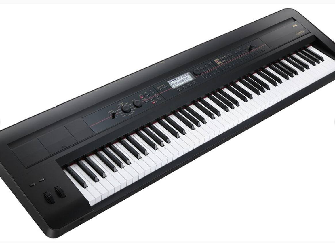 Korg Kross 88 Music Workstation - Black $699.99