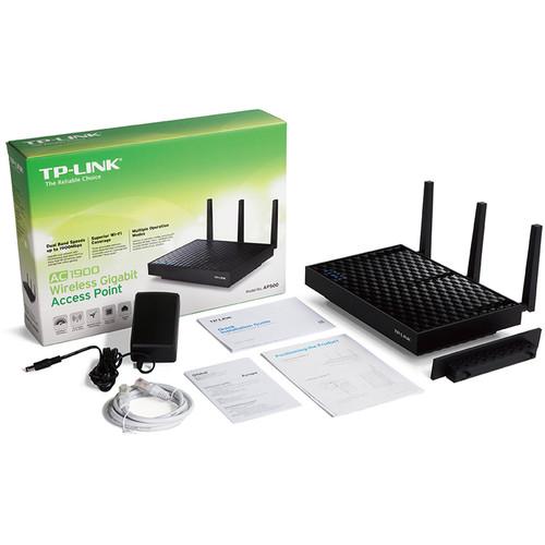 TP-Link AP500 AC1900 Dual Band Wireless Gigabit Access Point $99.99 AC