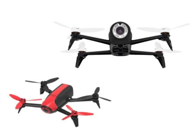 Parrot Bebop 2 Full-HD Quadcopter Drone (Refurbs) from Woot! $179.99