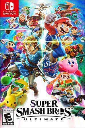 [YMMV] Super Smash Bros. Ultimate (Switch) $34.99