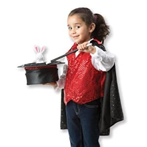 Melissa & Doug Magician Role Play Costume Set $14.98 Amazon Prime