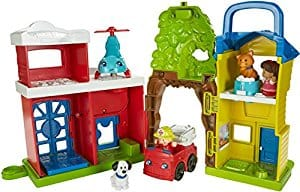 Fisher-Price Little People Animal Rescue Playset, $25.59 Amazon Prime