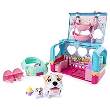 Chubby Puppies & Friends - Vacation Camper Playset - Jack Russell Terrier, $11.89 Amazon