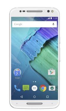 Moto X Pure Unlocked Smartphone With Real Bamboo, 32GB @Amazon, $324.99