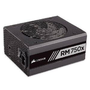 Corsair RMx Series, RM750x, 750W, Fully Modular Power Supply, 80 PLUS Gold Certified for $99.99