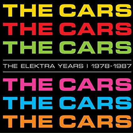 Cars Elektra years Vinyl box set $56.07