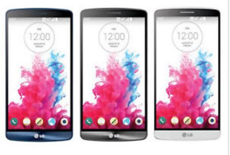 "LG G3 32GB 3GB 5.5"" GSM Unlocked D851 4G LTE Smartphone $125 + Free Shipping"
