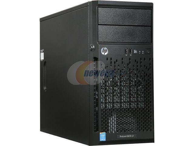 HP ProLiant ML10 v2 Tower Server: i3-4150, 8GB DDR3, 500GB HDD $200AR with FS @Newegg