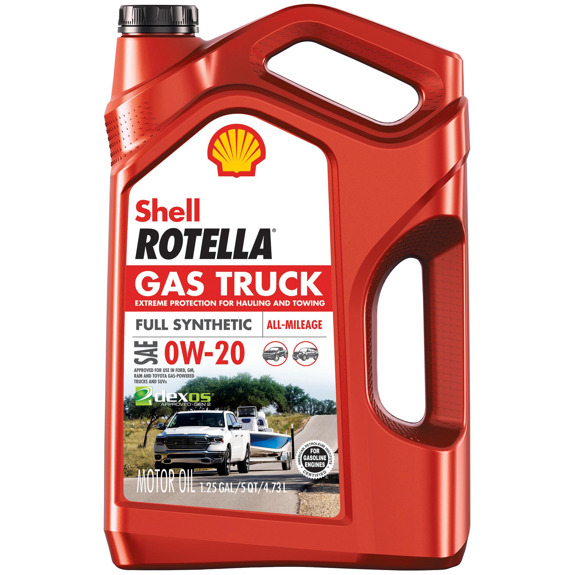Walmart clearance $11  Shell Rotella full synthetic 0w-20 oil 5-quart bottle YMMV