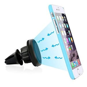 Etekcity 360° Magnetic Air Vent Universal Car Mount Holder with Smart-Snap Technology $5.99 @ Amazon AC SS Eligible