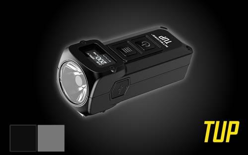 Nitecore TUP 1000 lumen (Momentary Turbo) EDC/Headlamp/Keychain flashlight $48.71 W/ Free Shipping
