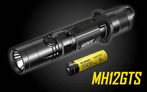 Nitecore MH12GTS 30% off Flash Sale $69.97 after coupon W/ Free Shipping