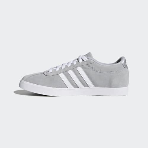 adidas Courtset Shoes Women's Grey $28 with Free Shipping